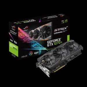 ASUS GeForce GTX 1070Ti 8G Strix Gaming